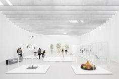 Corning Museum of Glass Contemporary Art + Design Wing   Architect Magazine   Thomas Phifer and Partners, Corning, New York, Institutional, Expansion, Cultural, Addition/Expansion, Institutional Projects, Cultural Projects, Projects, Thomas Phifer