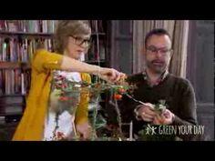 Geurende kroonluchter van rozemarijn - Green your day