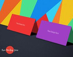 """Check out new work on my @Behance portfolio: """"Free Tutti Frutti Business Card Mockup"""" http://be.net/gallery/38776931/Free-Tutti-Frutti-Business-Card-Mockup"""