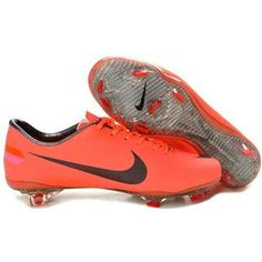 http://www.asneakers4u.com Sale Nike Mercurial Vapor VIII FG 2012 New Soccer Cleats Red Black