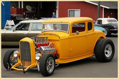 1931 5 window chevy coupe hot rod - Google Search