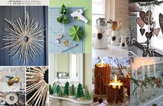 Decoração de Natal – Faça você mesmo com 70 ideias fáceis e bonitas
