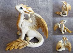 DragonsAndBeasties love her dragons~ So adorable