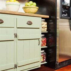Low-Cost Cabinet Makeovers