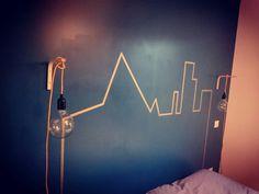 Lampe baladeuse DIY