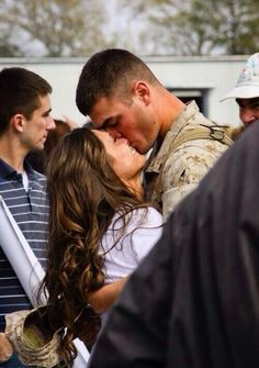 Military wives.