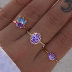 Amethyst Stone, Diamond Stone, Nose Ring Jewelry, Jewelry Box, Jewellery, Piercings, Anklet Bracelet, Bracelets, Gifts For My Sister
