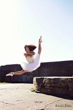 Dancer - Wan Ting Zhao.  Location - Battery Godfrey. San Francisco, California.  © 2013 Oliver Endahl