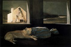 one of my favourite Andrew Wyeth works