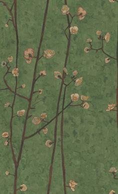 van Gogh 2019 vliesbehang 220024 | behangwebshop.nl | Behangwebshop.nl Cherry Blossom Wallpaper, Flowery Wallpaper, Unique Wallpaper, Pretty Wallpapers, Pattern Wallpaper, Van Gogh Wallpaper, Wallpaper Stores, Funny Phone Wallpaper, Vincent Willem Van Gogh