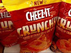 Cheez-It Crunch'd  Review