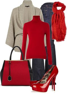 """Bold Shoes"" by nicola-conner on Polyvore"