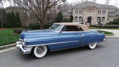 1952 Cadillac Convertible ★。☆。JpM ENTERTAINMENT ☆。★。