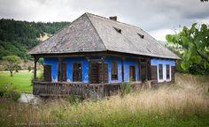 Casa traditionala din Harghita