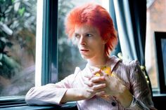 """""""I always had a repulsive need to be something more than human. I felt very puny as a human. I thought, """"Fuck that. I want to be a superhuman.""""  ― David Bowie (8 January 1947 – 10 January 2016)"""
