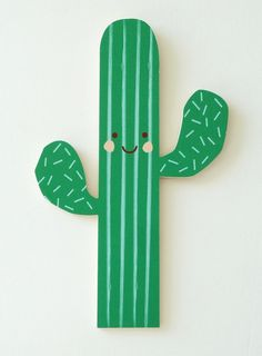 Image of CACTUS PLY WALL HANGING