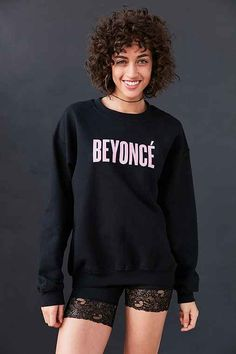 Beyonce Pullover Sweatshirt - Urban Outfitters