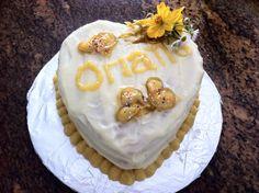 Lemon Cake with CreamCheese Icing