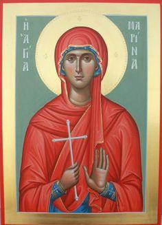 St Marina [Margaret] of Antioch - Great Martyr