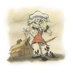 Three Blind Mice by Gris Grimly