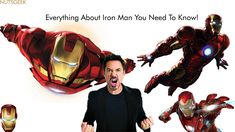 All About Iron Man