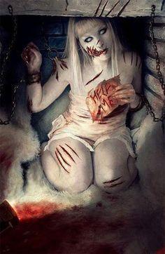 female horror costume ideas - Google Search