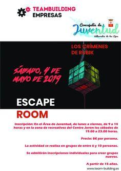 Actividad de Escape Room Escape Room, Mayo, Movies, Movie Posters, Crime, Eyes, Activities, Films, Film Poster