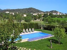 Book your holiday at Almond Villa - Quality self-catering accommodation in Large Holiday Homes, Large Homes, Restored Farmhouse, Soft Seating, Majorca, Side Door, The Locals, Beautiful Gardens