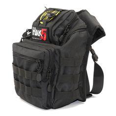 $34.99 - HAK5 TACTICAL ELITE EDC (EVERY DAY CARRY) SHOULDER BAG
