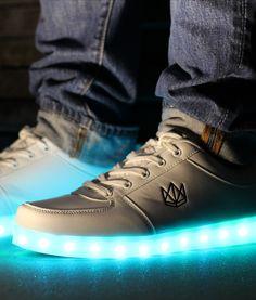 online store 1576e 9d686 Die 15 besten Bilder von LED Schuhe | Led schuhe ...