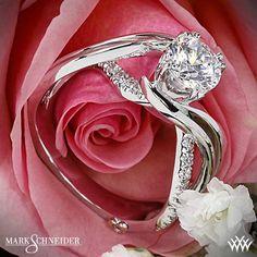 Mark Schneider Enchantment Diamond Engagement Ring