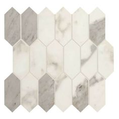 KITCHEN BACKSPLASHDaltile M First Snow Elegance Polished - Daltile backsplash ideas