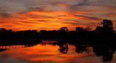 Bellos Atardeceres en los Llanos Orientales, Colombia