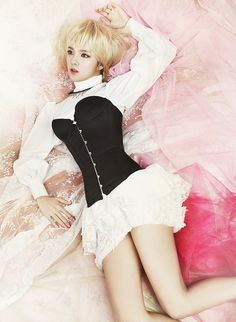 Cho Sojin - New member of Nine Muses