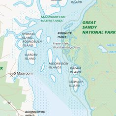 Ungowa camping area, Great Sandy National Park - Explore Australia