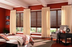 Interior, Nature Look Interior Home Design with Wooden Bali Blind ~ HomeDigs  More Image : http://homedigs.net/nature-look-interior-home-design-with-wooden-bali-blind/  Tags : #InteriorDesign #Home #HomeDecor #Decor #Property #BedroomDesign #Design #Rent #HomeDesign #RealEstate #Architecture #BedroomDecor #Furniture   #Bathroom #House #BedroomIdeas #Kitchen #Bed #Ideas #LivingRoom #bedroom #home #luxury #caandesign #modern