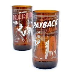 Prohibition Tumbler Set, $23, now featured on Fab.