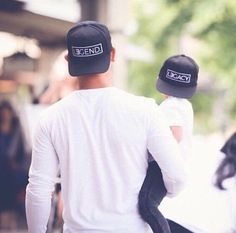 Father and Son Hats Legend and Legacy Hats Fathers Day Gift