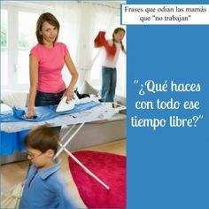 """Frases que odian las mamás que """"no trabajan""""   Blog de BabyCenter"""