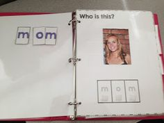 This will be awesome for my classroom! Special Education Station: Morning Work Binders