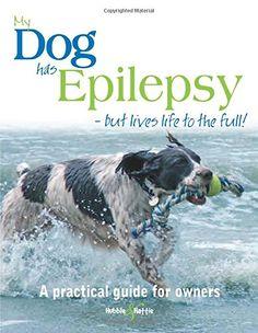 My dog has epilepsy ...... but lives life to the full! by Gill Carrick http://www.amazon.co.uk/dp/1845846192/ref=cm_sw_r_pi_dp_uz1Hub1XRMZW7