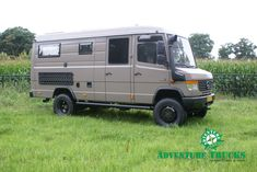 Mercedes benz Vario 814DA , 4x4 overland truck