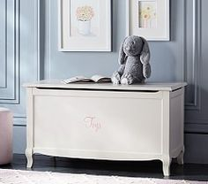 Personalized Toy Boxes | Pottery Barn Kids