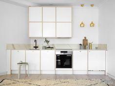 Double Vanity, Hana, Kitchen Cabinets, Bathroom, Home Decor, Decoration, Blue, Washroom, Decor
