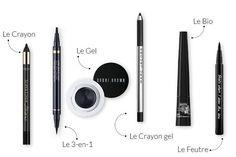 L'eyeliner est un produit de maquillage star pour habiller le regard. Voici une sélection des meilleurs eyeliner en gel, crayon, pinceau ou feutre.