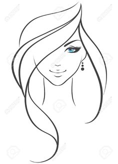 fashion drawing face - Buscar con Google