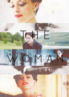The Woman - Irene Adler - Sherlock
