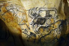 36 000 ans d'histoire dans La Grotte Chauvet-Pont d'Arc http://www.blog-habitat-durable.com/36-000-ans-dhistoire-dans-la-grotte-chauvet-pont-darc/
