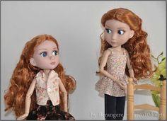 Brico 10 doigts pour les poupées: Maru and friends