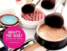 What exactly are parabens, and should you be making the switch to paraben-free makeup? Here's what you need to know. #divinecaroline #makeup #needtoknow